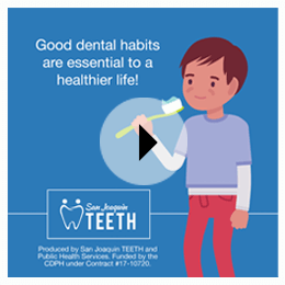Good dental habits are essential to a healthier life!